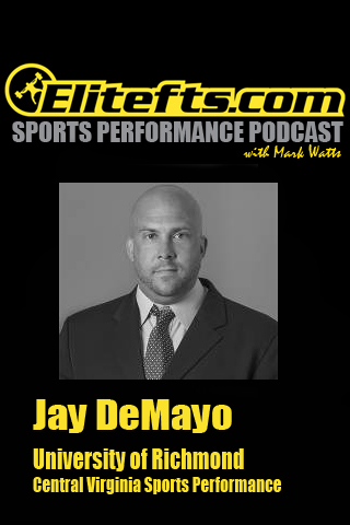 Elitefts SPP Jay DeMayo Interview