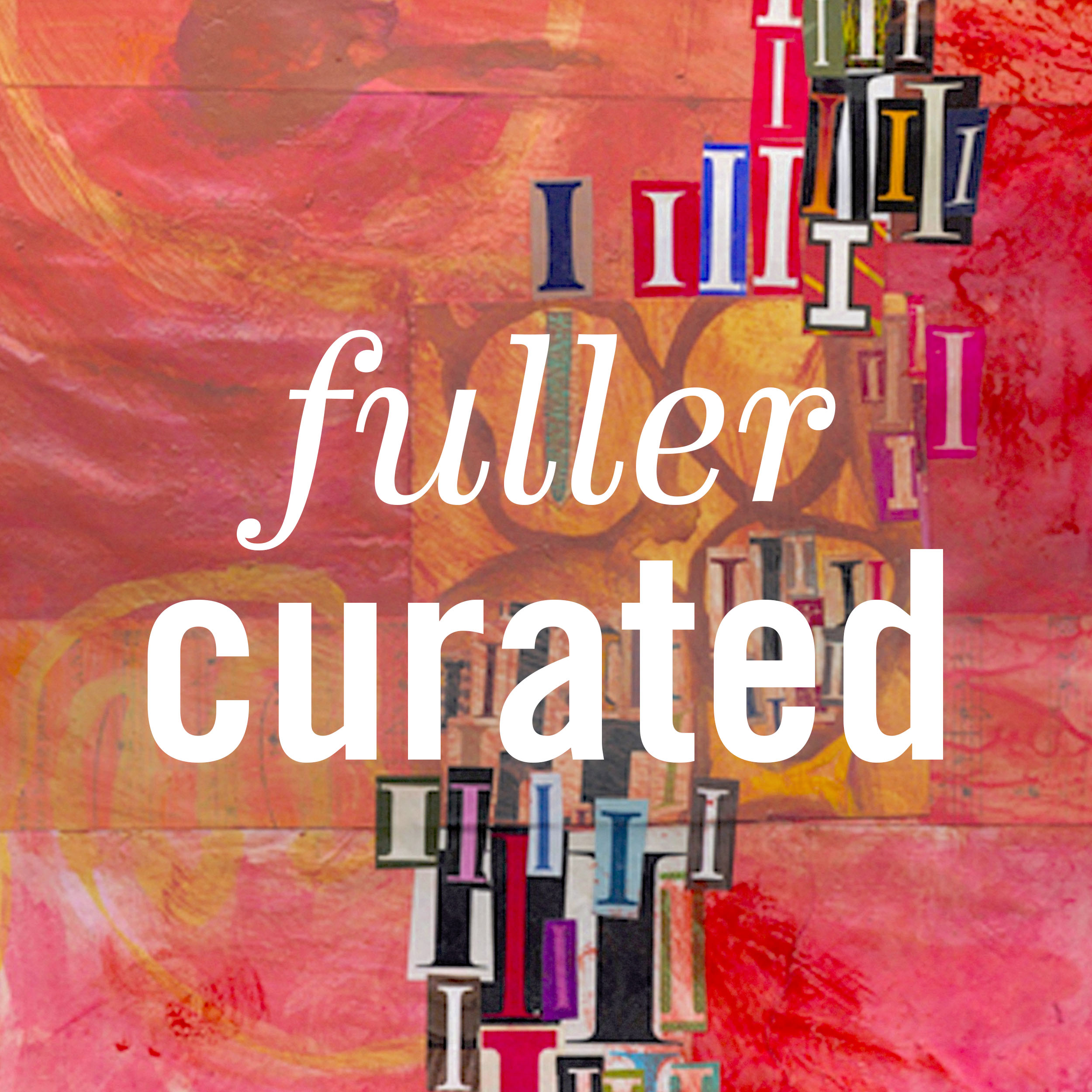 FULLER curated show art