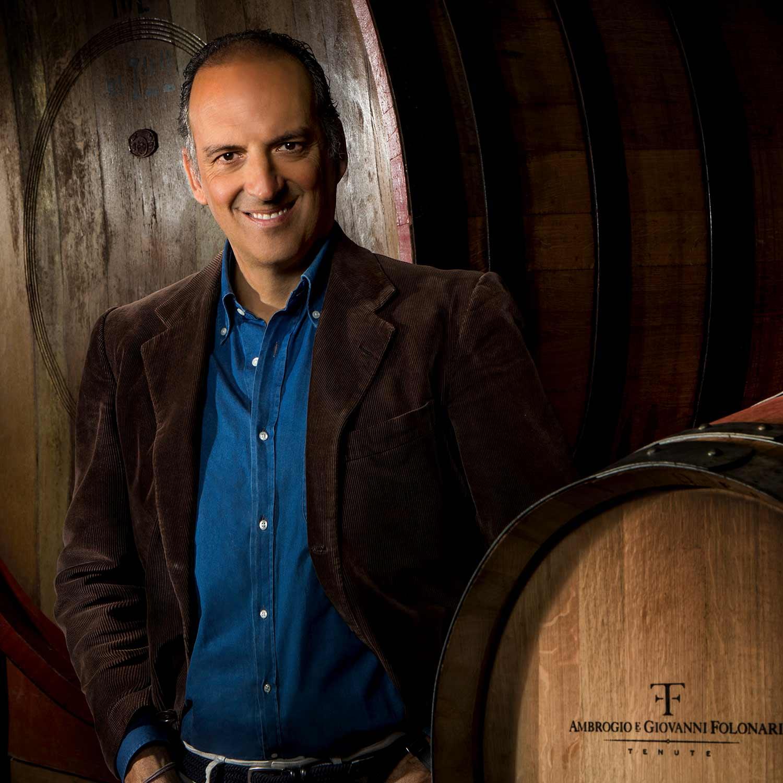 Tuscan Wines Explained By Giovanni Folonari - #007