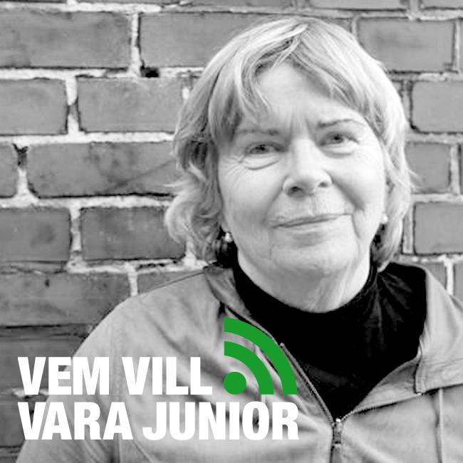 17 Bodil Jönsson, professor emerita, forskare och författare