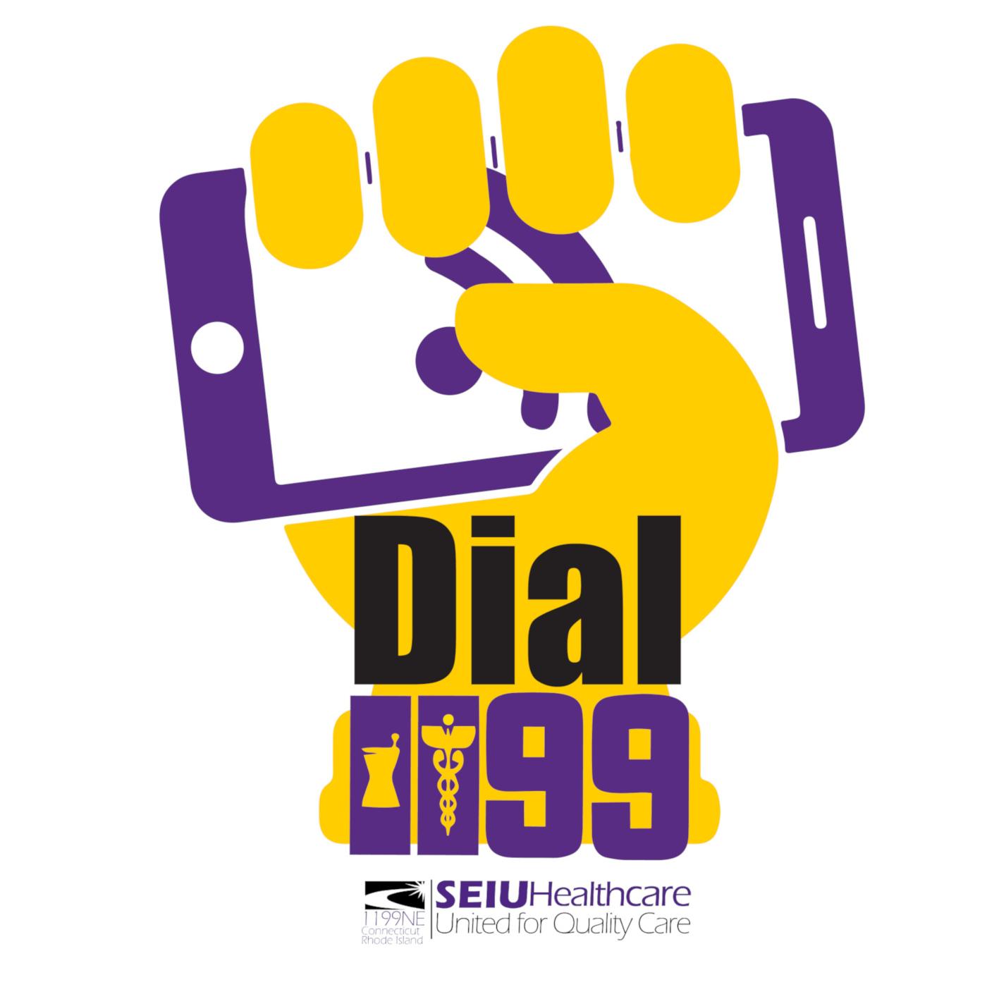 Dial 1199 show art