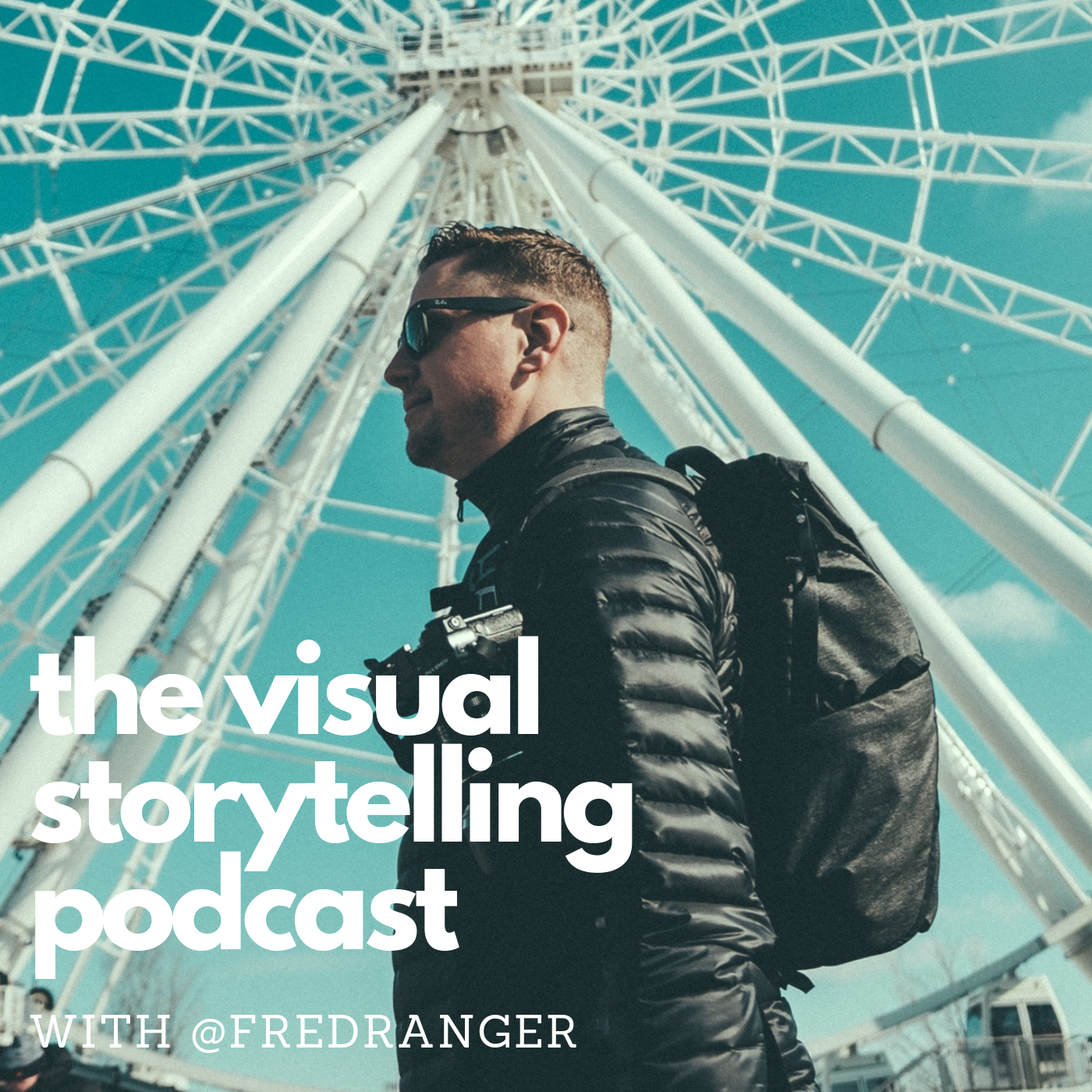 The Visual Storytelling Podcast show art