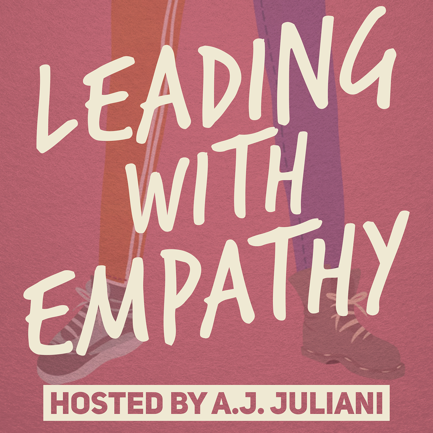 Leading With Empathy show art
