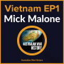 Artwork for S02E01 - Vietnam - Mick Malone