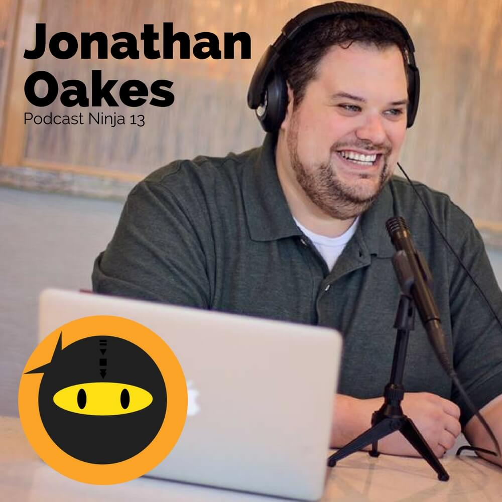 PN13: Jonathan Oakes - Build an Engaged Podcast Audience and Profitable Patreon