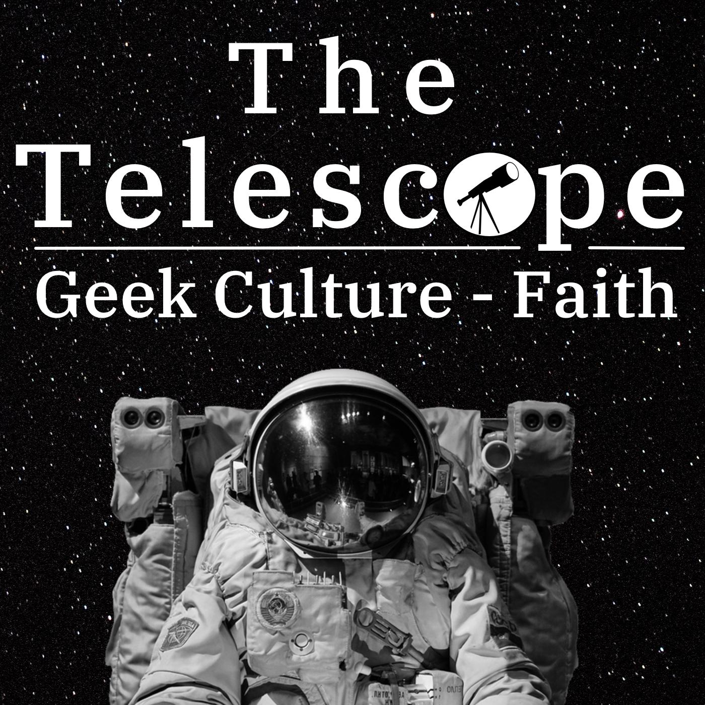The Telescope Podcast show art