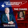 Artwork for The Chairs| The Chairman's Perspective | KUDZUKIAN