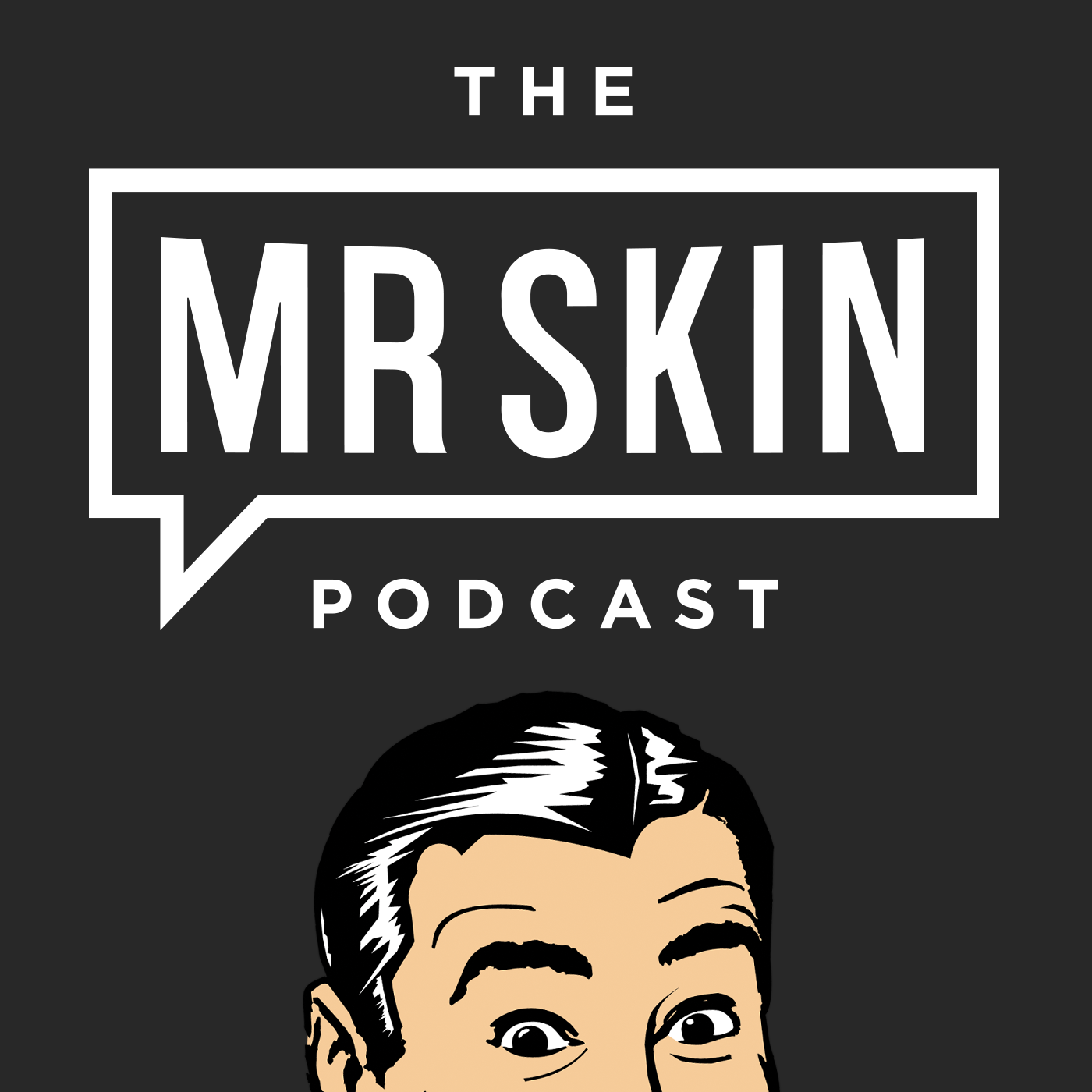 The Mr. Skin Podcast show art