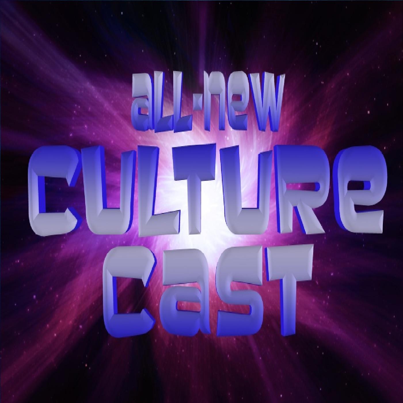 All-New Culture Cast show art