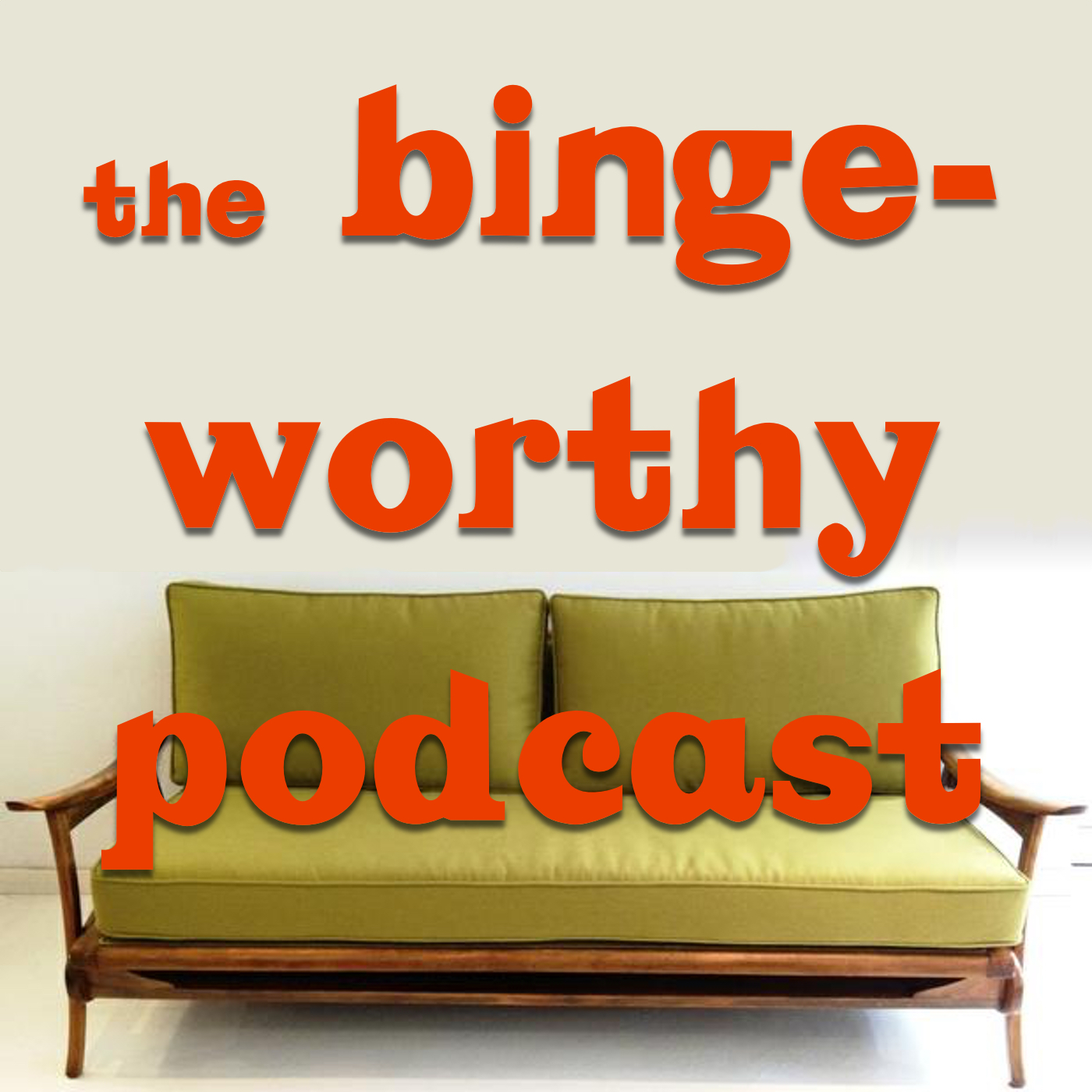 Binge Worthy logo