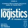 """Artwork for E-Commerce: What do shippers need to do to weather the """"Amazon Effect""""? Guest: Bob Malley, CEO, Pierbridge"""