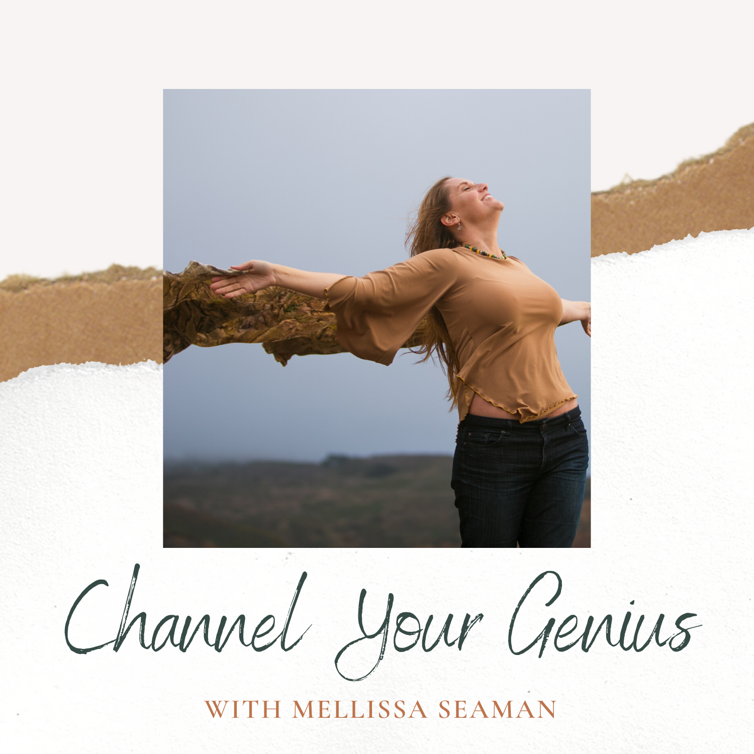 Channel Your Genius Podcast show art