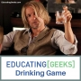 Artwork for E[G] Drinking Game S3 E18 - The Hunger Games Movies