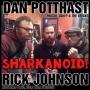 Artwork for 83 - Dan Potthast (Mu33) & Rick Johnson (Mustard Plug) talk Sharkanoid!