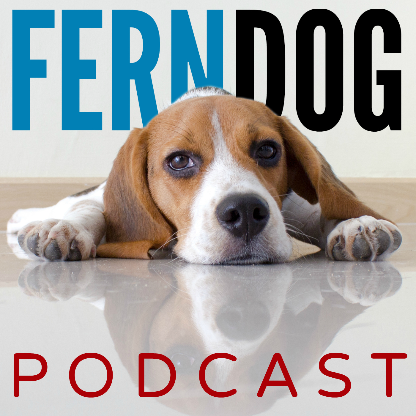 FernDog Podcast: Dog Training & Behavior Tips and Advice show art