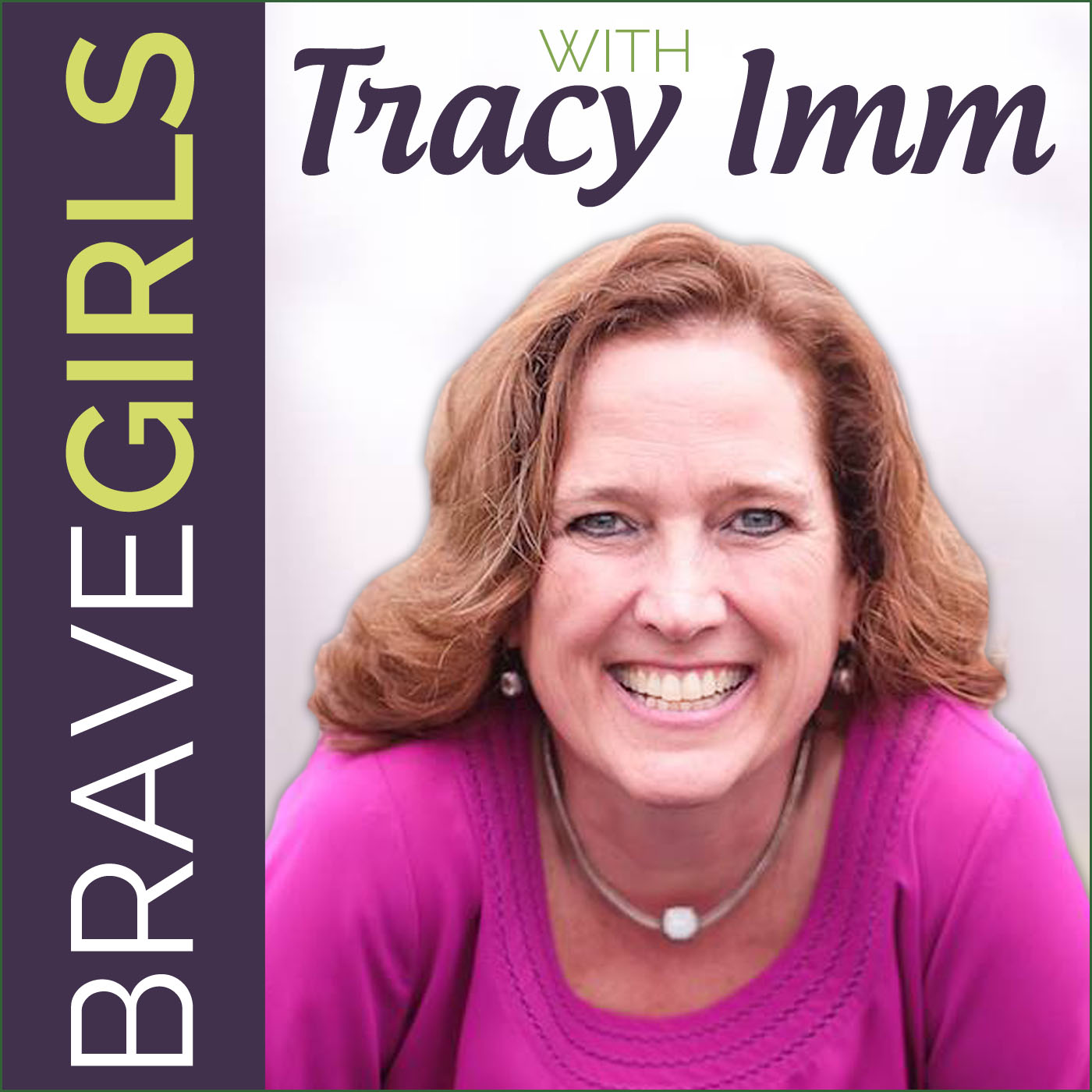 Brave Girls with Tracy Imm show art