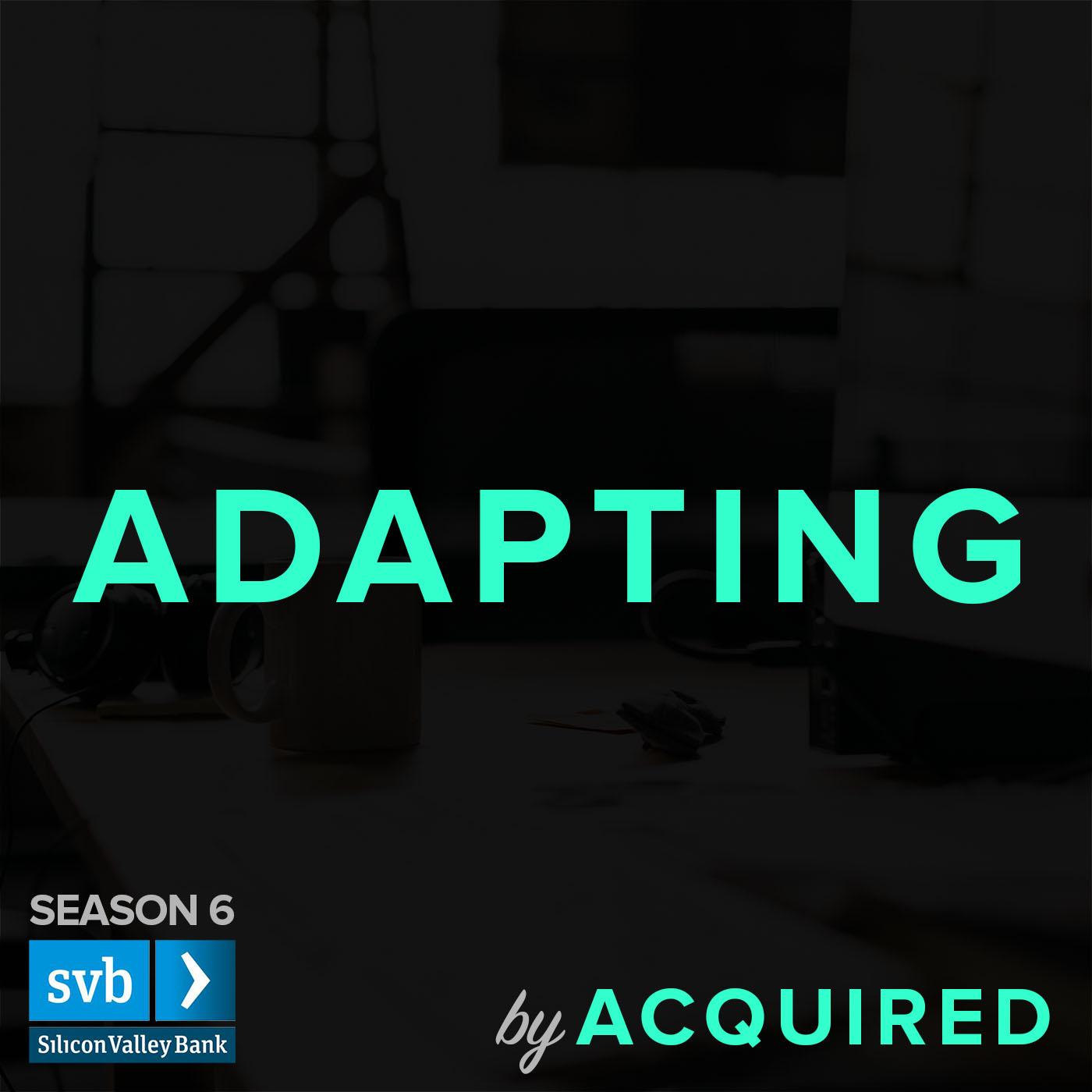 Adapting Episode 1: Canlis