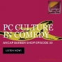 Artwork for PC Culture in Comedy - ABS030
