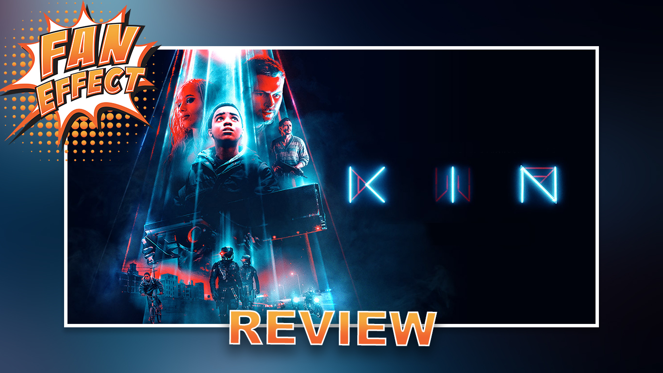 "Artwork for Why ""KIN"" may not be the Sci-Fi adventure that you are looking for."