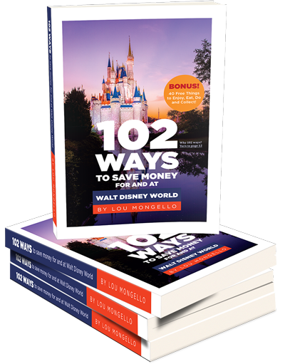 MOW #039 - Book Review: 102 Ways to Save Money For and At Walt Disney World by Lou Mongello