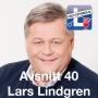 Artwork for Avsnitt 40 - Lars Lindgren