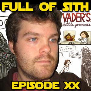 Episode XX: Jeffrey Brown, Sith Illustrator