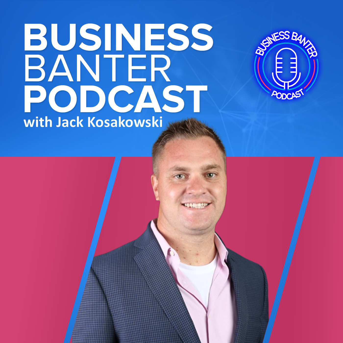 The Business Banter Podcast show art