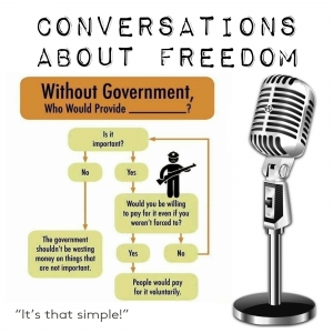 Conversations About Freedom