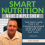 Artwork for 104_The Pro's and Con's of Cardiovascular Exercise for Health and Fat Loss with Exercise Physiologist Dan Dodd, PhD