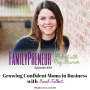 Artwork for Becoming A Confident Mom in Business with Sarah Talbert