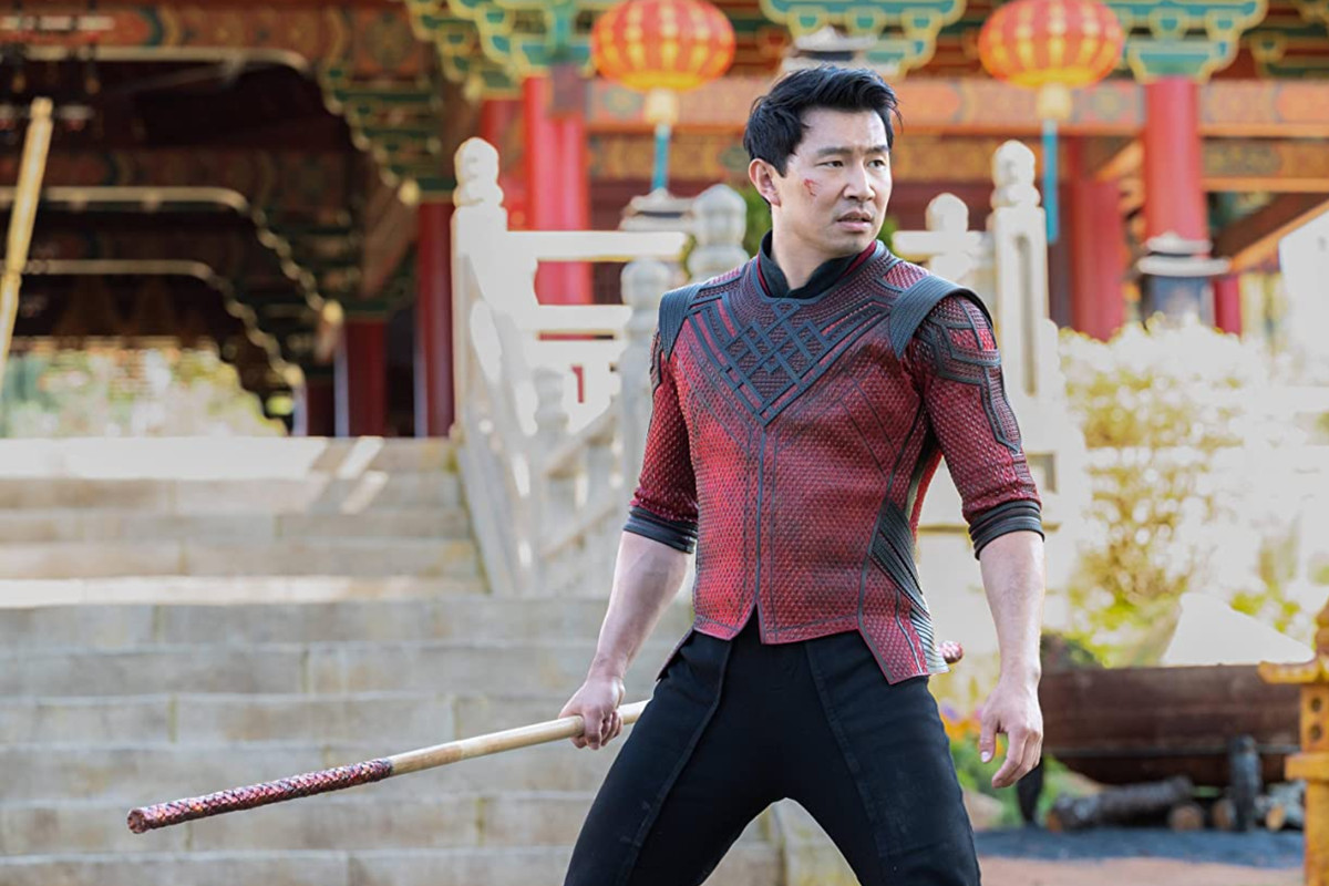 Episode #19 - Shang-Chi / Pig / Respect / Free Guy / Black Widow (2021) show art