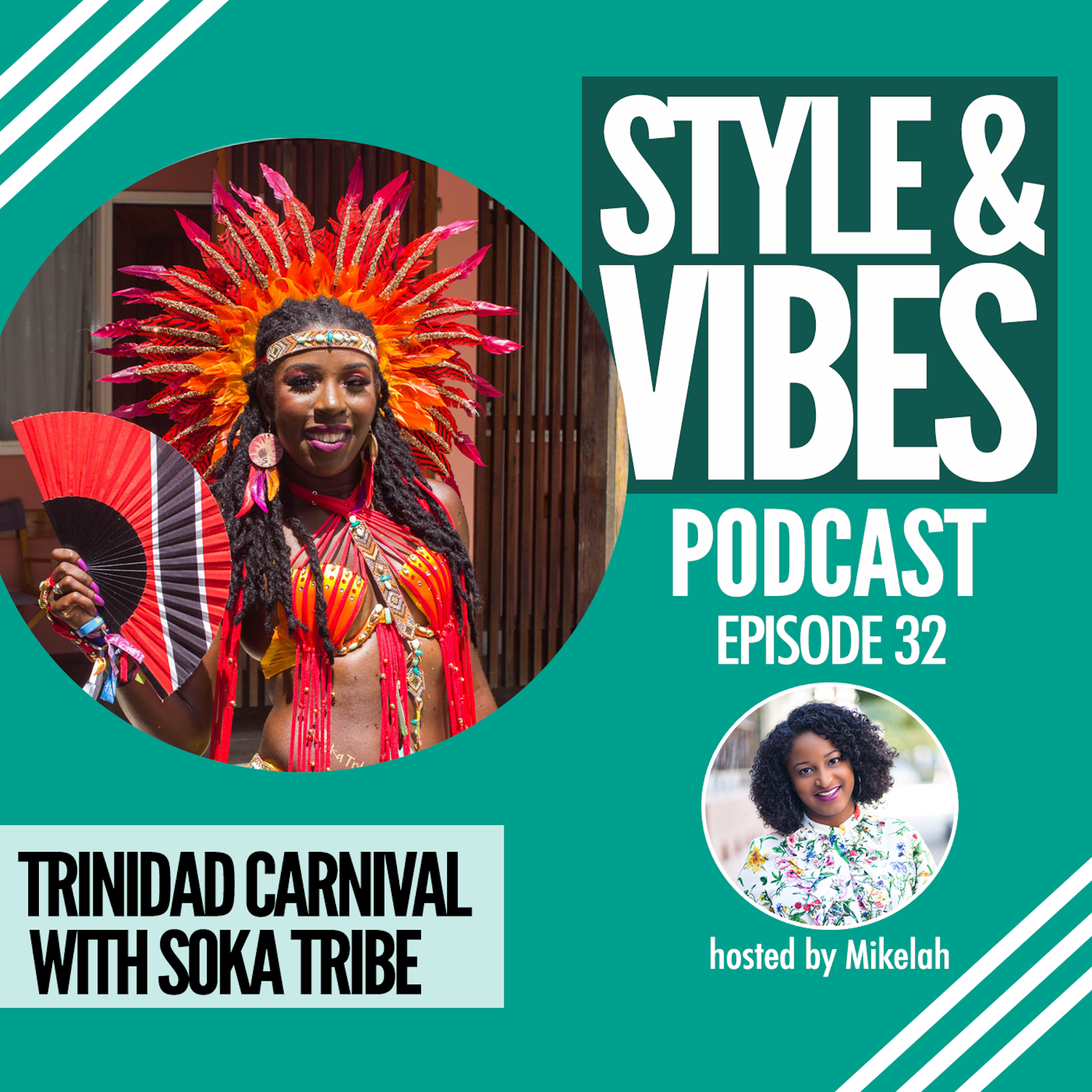 SV 32. Prepare for Trinidad Carnival with Soka Tribe