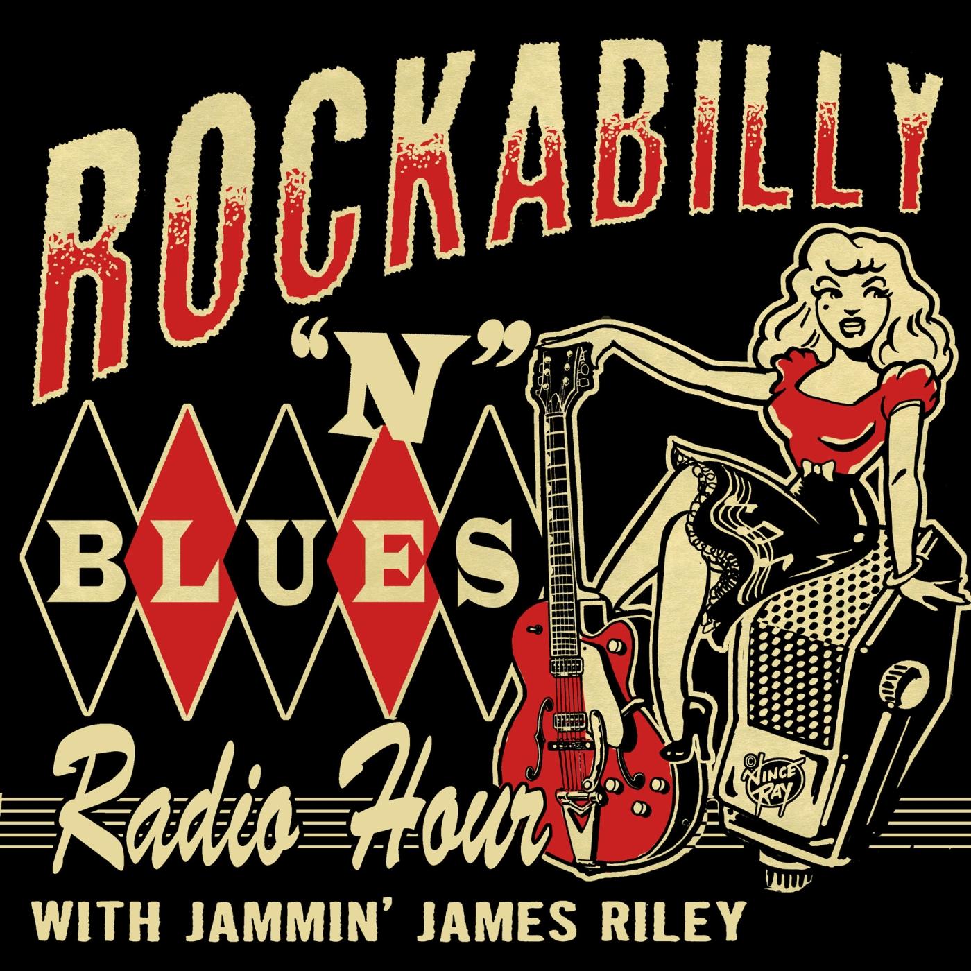 Artwork for Nikki Hill: Rockabilly N Blues Radio Hour 11-09-15