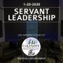 Artwork for Servant Leadership with Pastor Ed Mathews