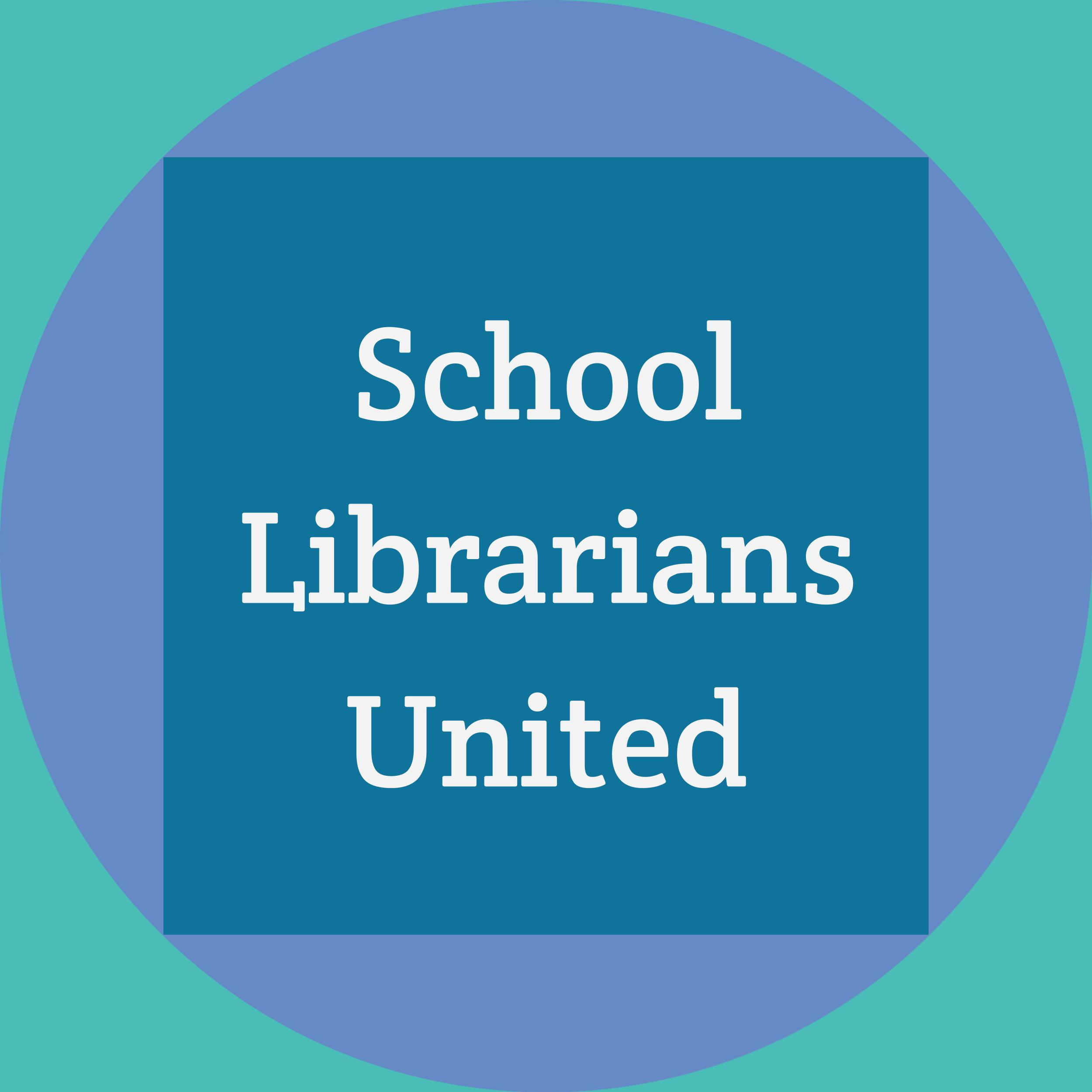 School Librarians United with Amy Hermon show art