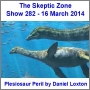 Artwork for The Skeptic Zone #282 - 16.March.2014