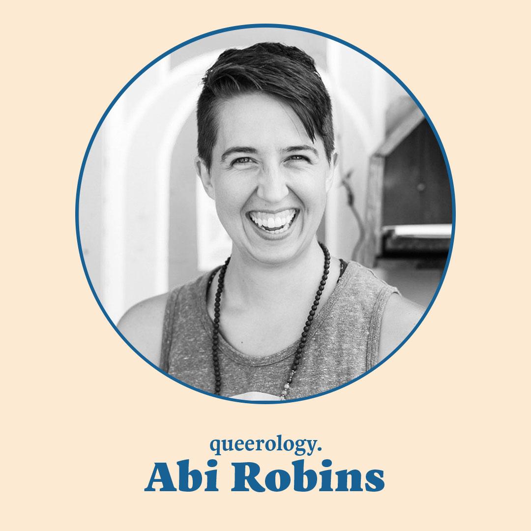 Abi Robins Wants You To Transform