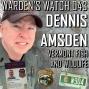 Artwork for 043 Dennis Amsden - Vermont Fish and Wildlife Game Warden