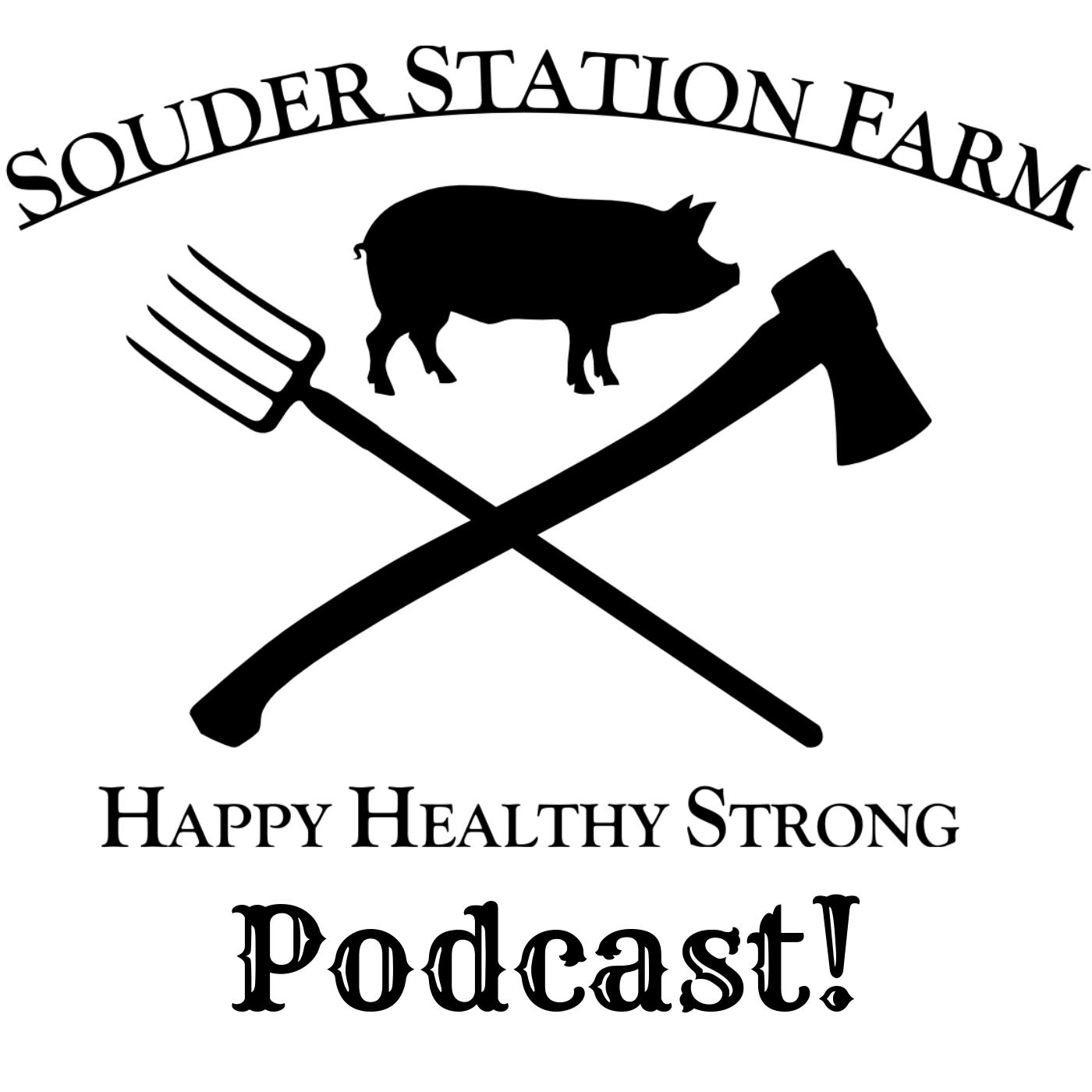 Souder Station Farm Podcast show art