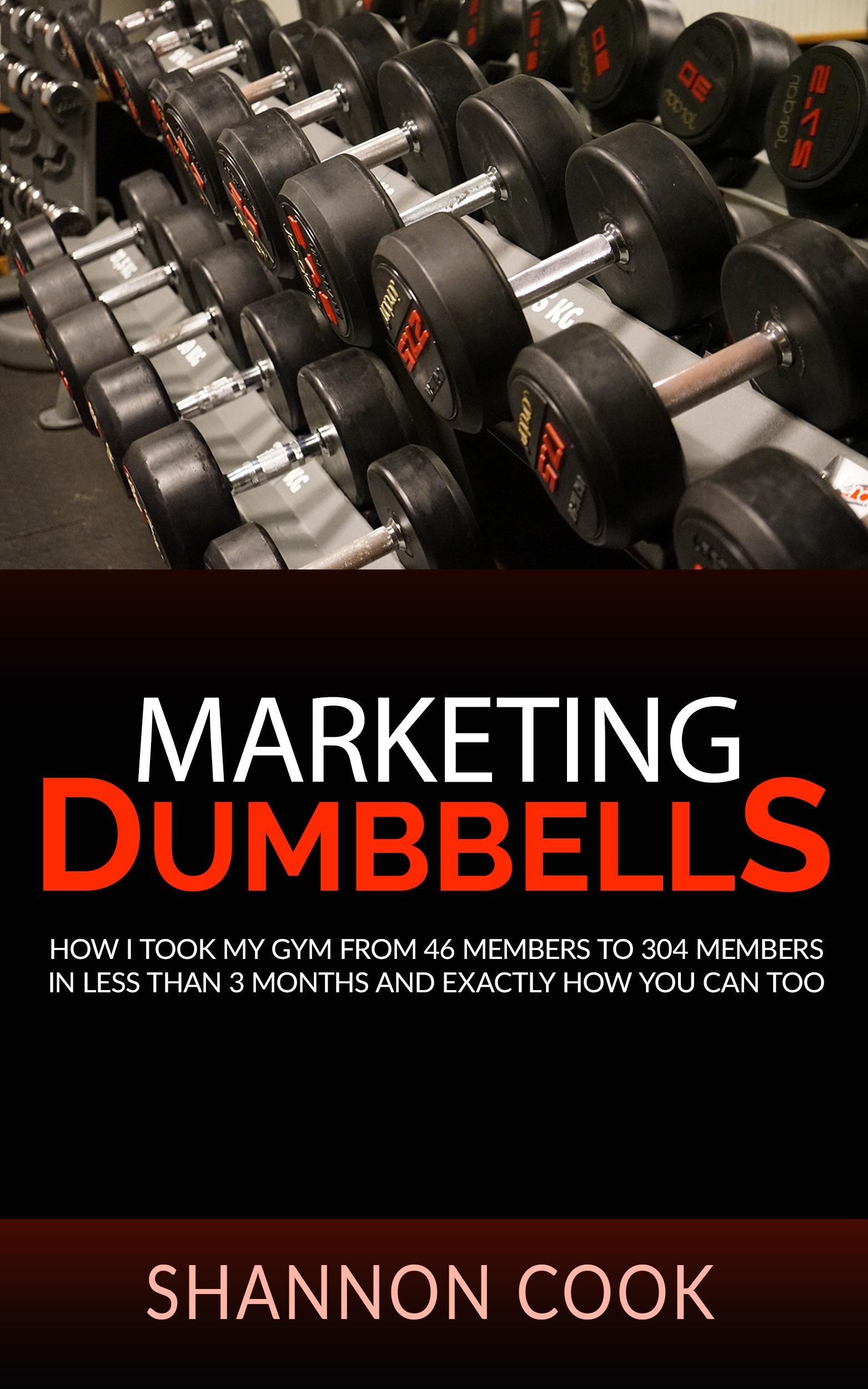 Marketing Dumbbells book