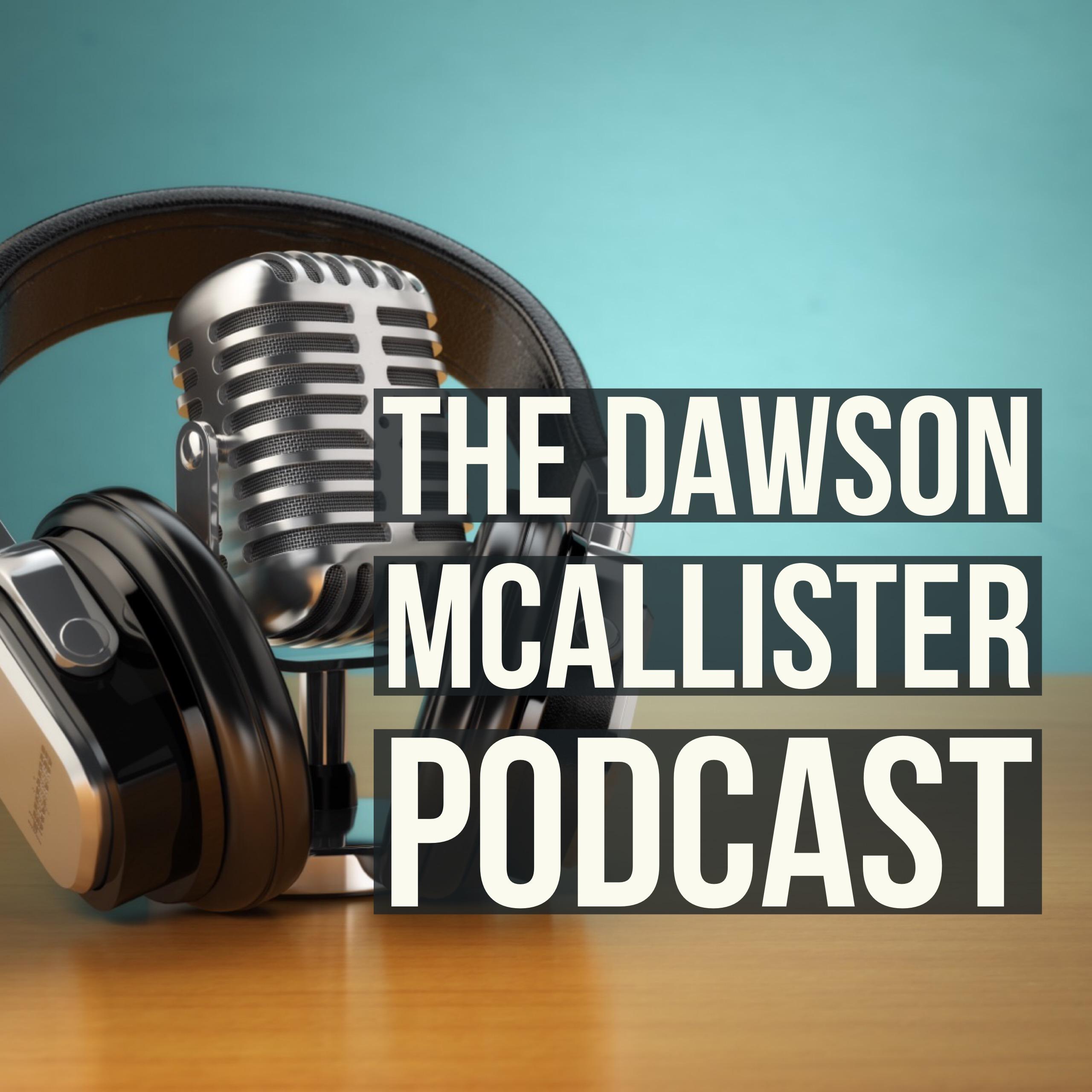 The Dawson McAllister Podcast show art