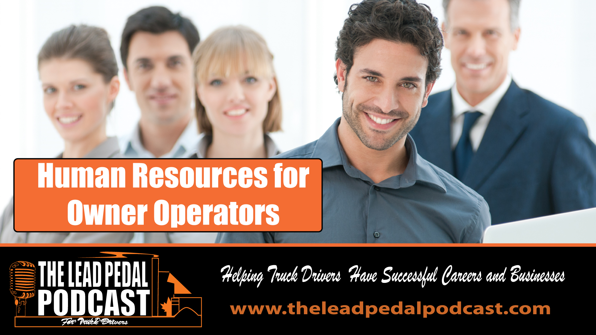 Human Resources for owner operators