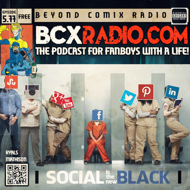 BCXradio 5.77 - Social is the new Black