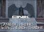 """Artwork for EP 110: Game Of Thrones S8 E6 """"The Iron Throne"""""""