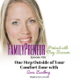 Artwork for One Step Outside of Your Comfort Zone with Anna Lundberg