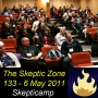 Artwork for The Skeptic Zone #133 - 6.May.2011