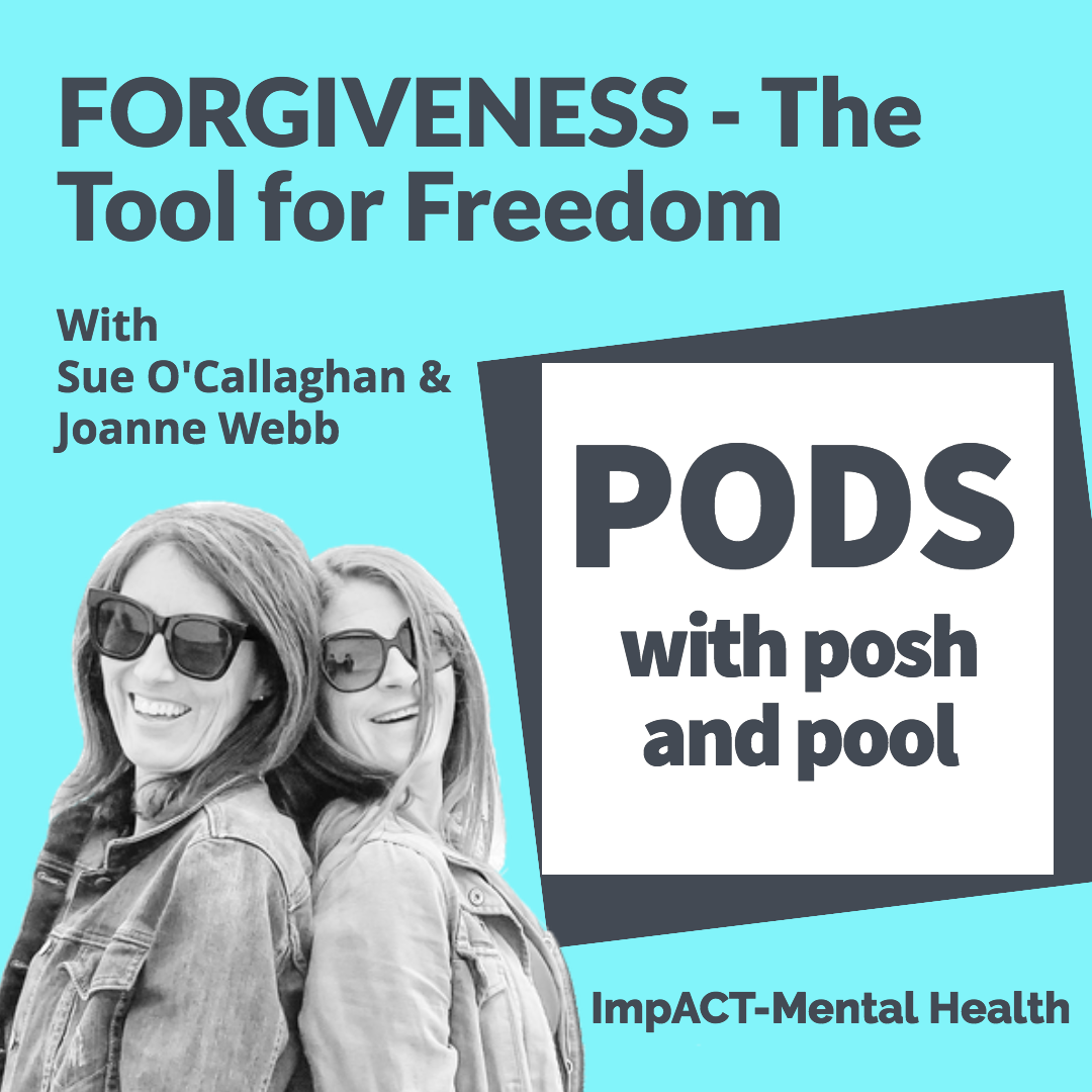 FORGIVENESS - The Tool for Freedom with Jo and Sue