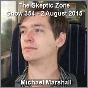 The Skeptic Zone #354 - 2.Aug.2015