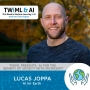 Artwork for AI for Earth with Lucas Joppa - TWiML Talk #228