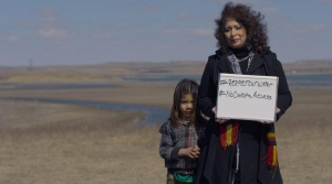 Resisting The Dakota Access Pipe Line: LaDonna Brave Bull Allard of the Sacred Stone Camp